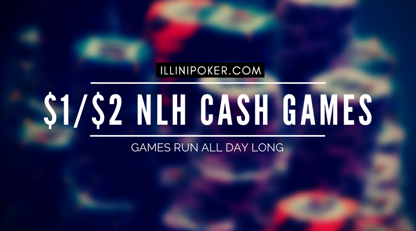 Cash Game Promo: win $100 for any QUADS or STRAIGHT FLUSH ~ $200 for a Royal Flush!