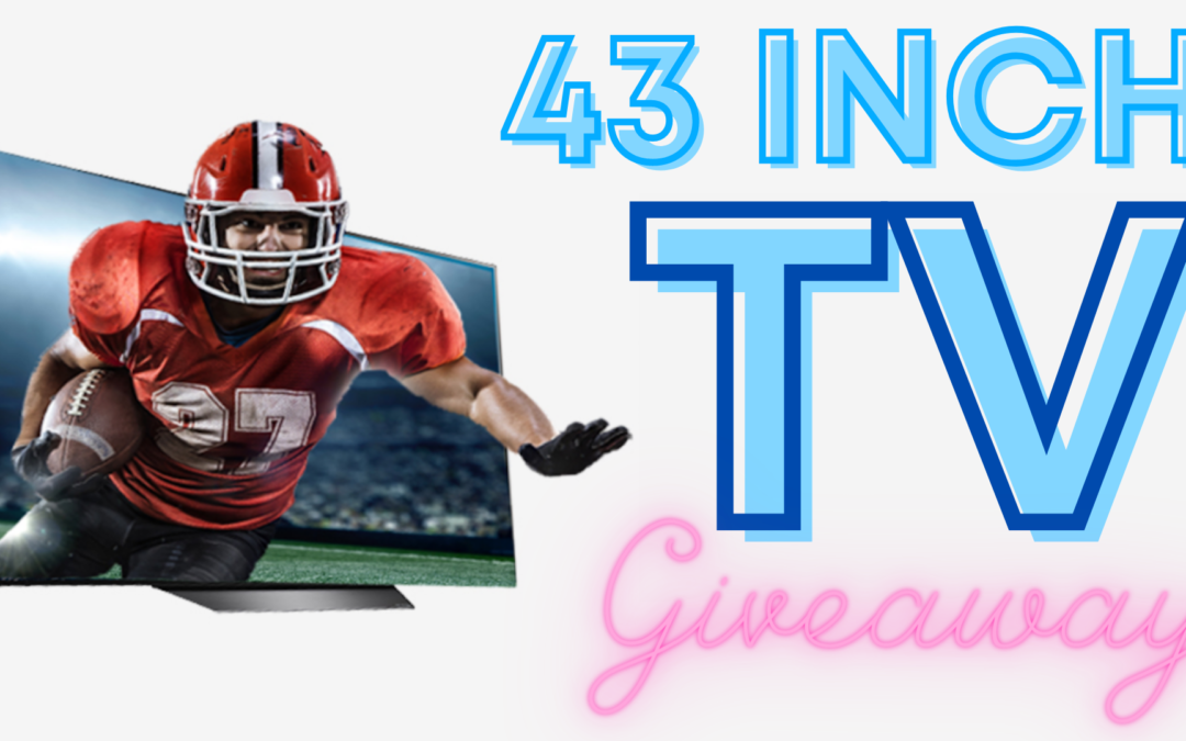 Smart TV Giveaway
